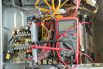 PC power supply repair - Buy this stock photo and explore similar ...