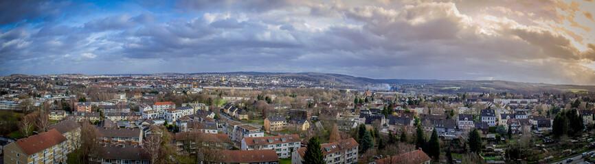 Panorama Witten