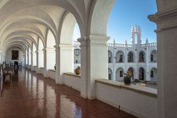 San Felipe Neri Monastery - Sucre, Bolivia