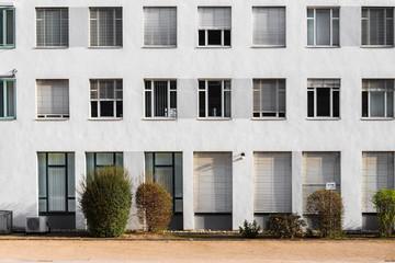 Fassade Gebäude Fenster Haus