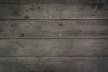 Grunge color black wood texture and background