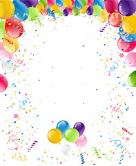 Happy birthday card background