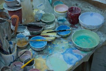 Colori ceramici