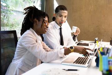 Diversidade no escritório