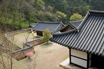 Korean-style house