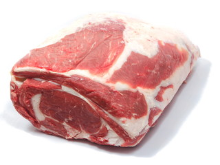 carne de ternera, lomo alto.