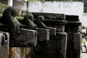Ancient Water Tap from Mothers temple Kathmandu Nepal
