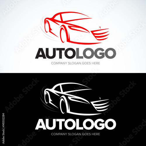 Autologo Car Logotype