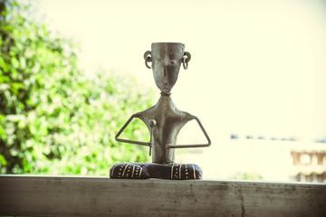 sculpture trophy