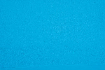 Blue color of concrete background