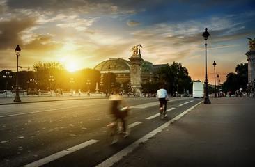 View on Grand Palais