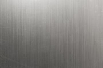Steel striped background texture