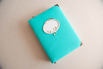 invitations, notepad, handmade