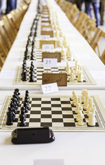 Chess in a Championship