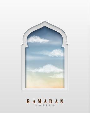 Arabic window design