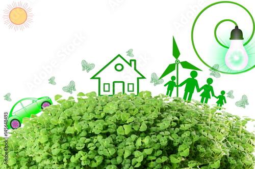 essay on live green love green think green Similar Essays