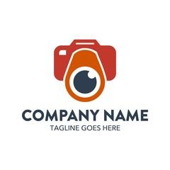 Unique Photography Logo Template