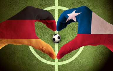 Germany vs Chile Confed Cup 2017