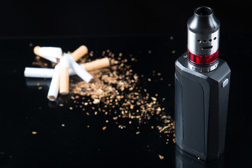 Quit smoking and start vaping