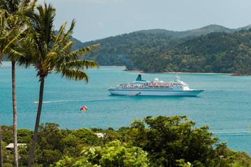 Cruise on the Beach