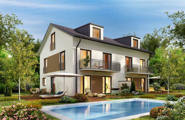 The dream house 78
