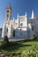 Valladolid (Castilla y Leon, Spain): church of Santa Maria Antigua