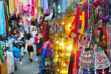 Famous Chatuchak market, Bangkok, Thailand