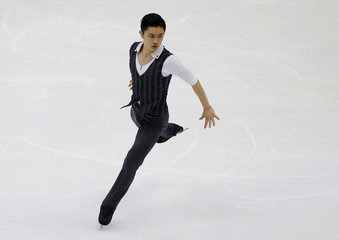 Figure Skating - Asian Winter Games - Men's Short Program