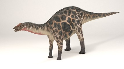Dicraeosaurus-Dinosaur