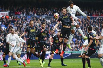Football Soccer - Real Madrid v Espanyol - Spanish La Liga Santander