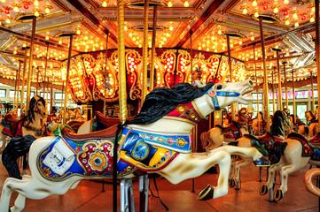Carousel in Rhode Island