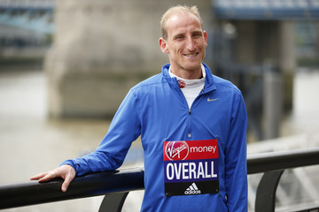 Great Britain's Scott Overall poses for a photo ahead of the 2017 Virgin Money London Marathon