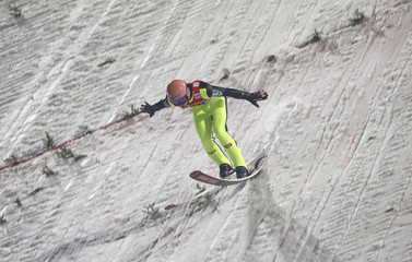 FIS Nordic Ski World Championships - Men's HS 130 Qualification - Individual Ski Jumping