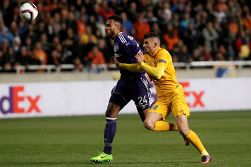 Football Soccer - Europa League - Apoel FC vs Anderlecht