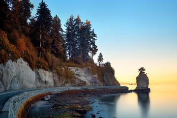Fototapete - Siwash Rock