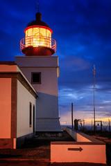 Ponta do Pargo Leuchtturm