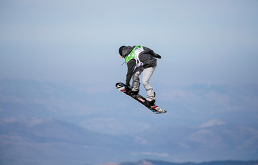 Snowboarding - FIS Snowboarding and Freestyle Skiing World Championships - Women's Snowboard Slopestyle