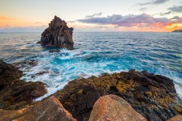 Teufelsfuss im atlantischen Ozean