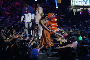 2017 Kids' Choice Awards – Show