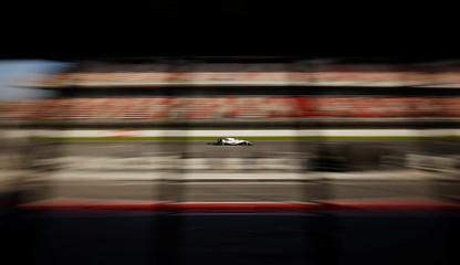 Formula One - F1 - Test session