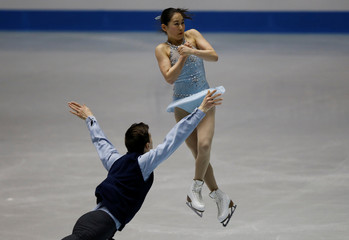 Figure Skating - ISU World Team Trophy - Pairs Free Skating
