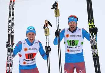 FIS Nordic Ski World Championships - Men's Cross-Country Team Sprint