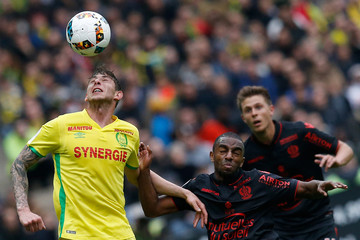 Football Soccer - FC Nantes v OGC Nice - France Ligue 1