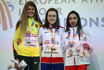 Athletics - European Athletics Indoor Championship