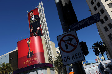 Preparations continue for the 89th Academy Awards in Hollywood