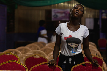 The Wider Image: Faith, hopes and prayers in Ghana