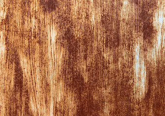 rusty, corroded metal textured background