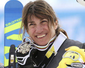 Freestyle Skiing - FIS Snowboarding and Freestyle Skiing World Championships - Women's Ski Cross finals
