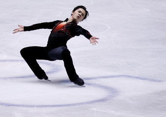 Figure Skating - ISU World Team Trophy - Men's Free Program