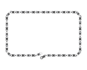 Bicycle Chain Frame